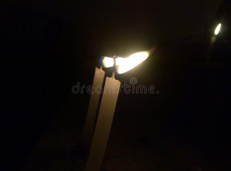 Candels de Diwali fotografia de stock royalty free