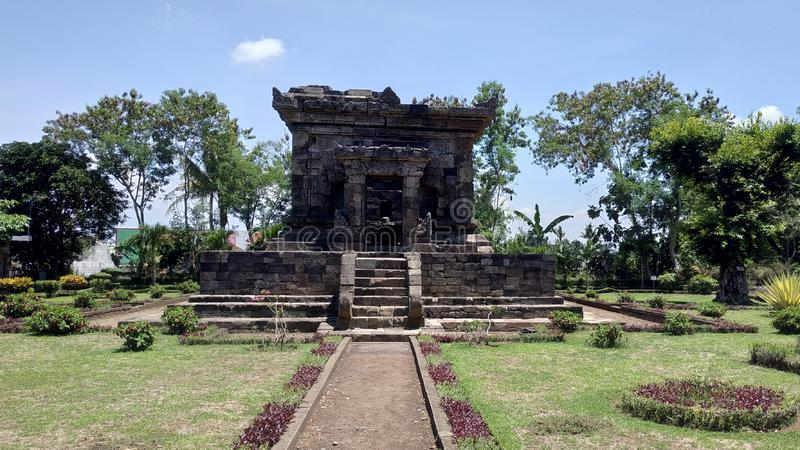 Candi Badut photographie stock