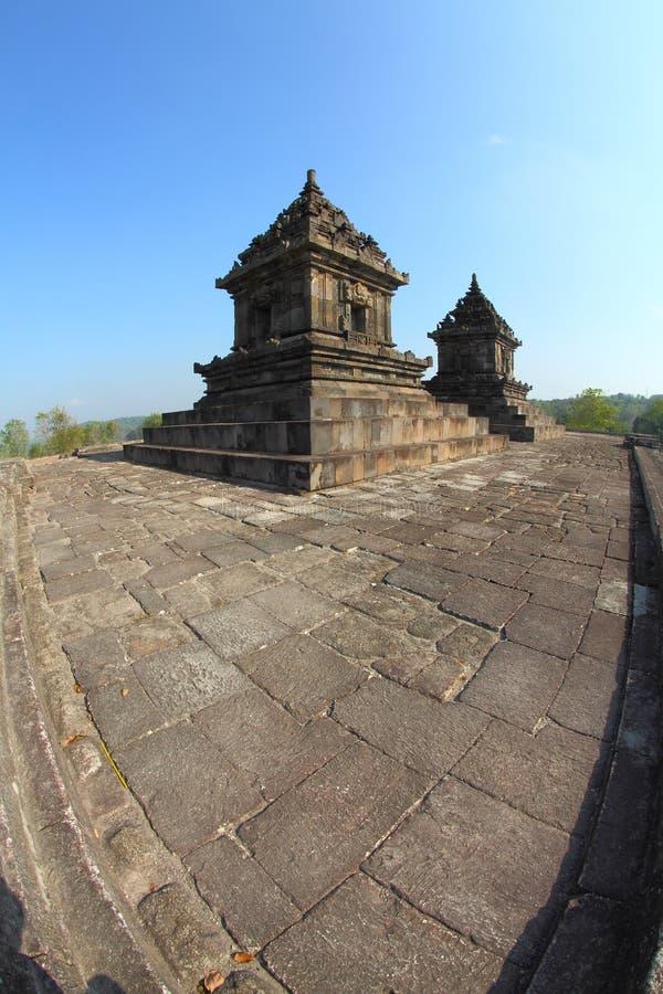 Candi Barong Jogjakarta imagen de archivo libre de regalías