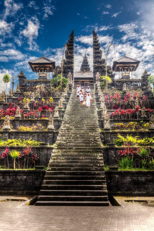 Candi Bentar royalty free stock photos
