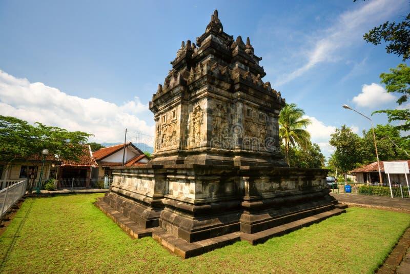 Candi Pawon, Yogyakarta, Indonesia. fotografía de archivo