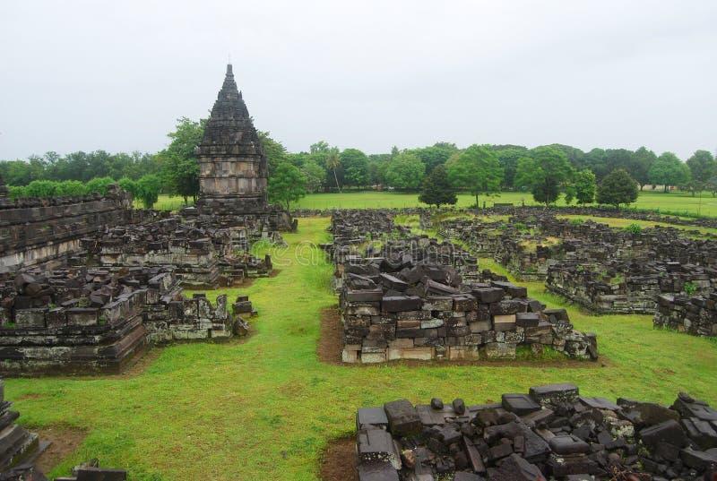 Candi Prambanan lizenzfreie stockfotos