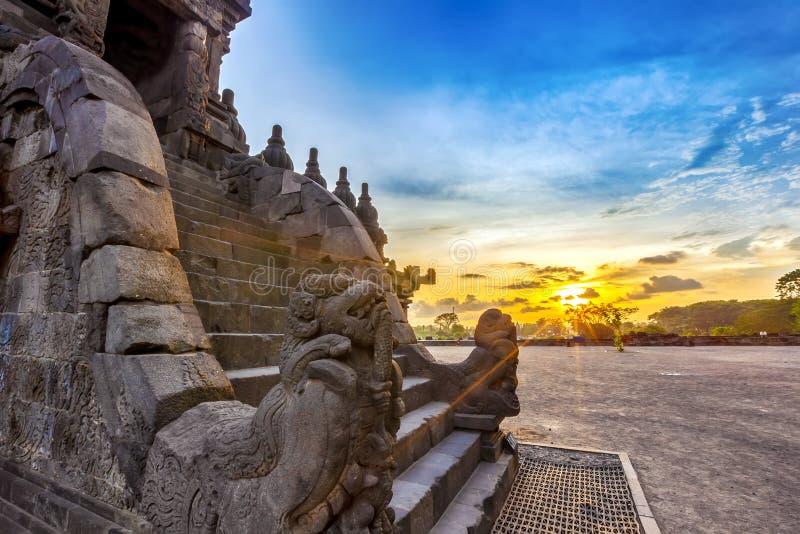 Candi Prambanan Hindu Temple, Yogyakarta, Jawa, Indonesia imagenes de archivo