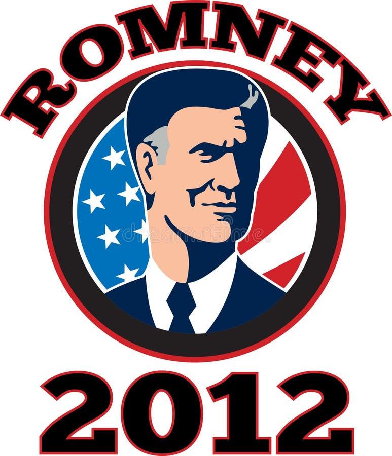 Candidato presidenziale americano Mitt Romney