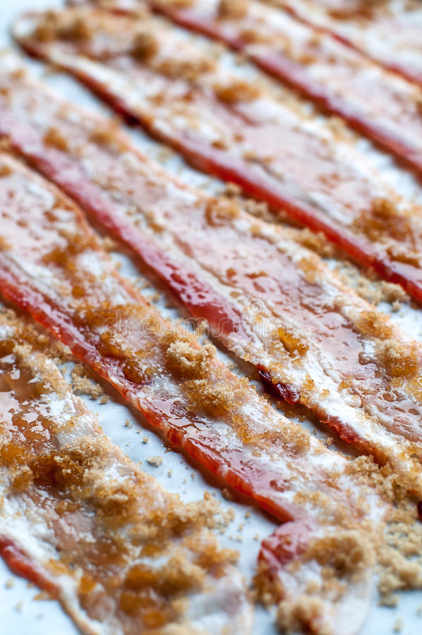 Free Candied Bacon Stock Image - 37906801