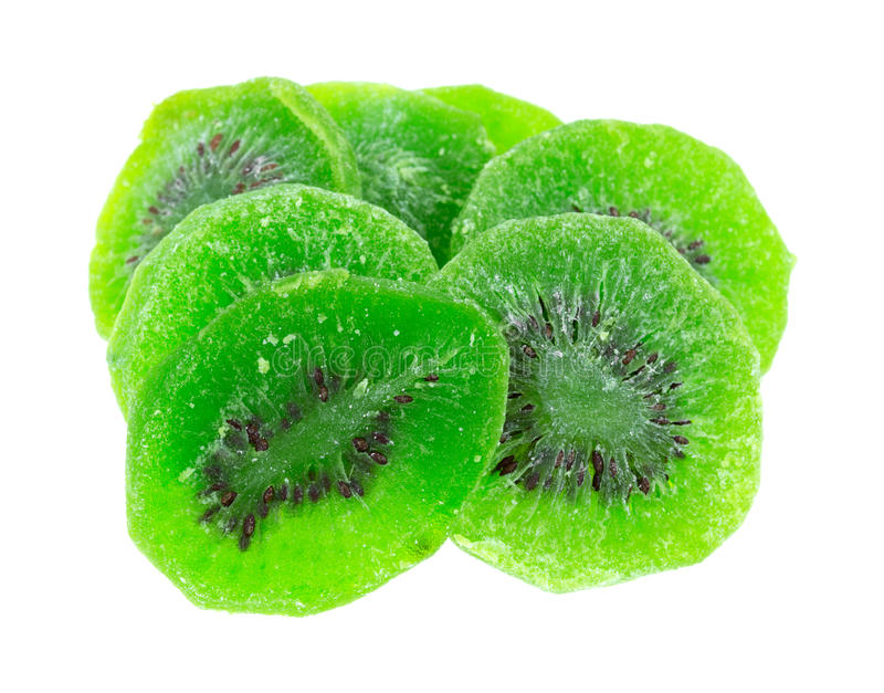 Download Candied Kiwi Fruit stock photo. Image of background, dehydrated - 35229208