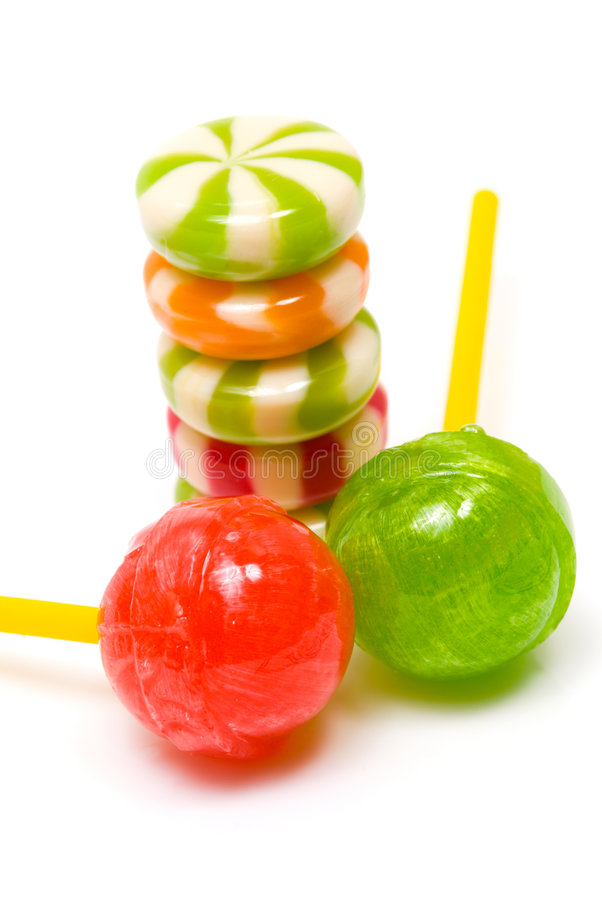 Candies royalty free stock images