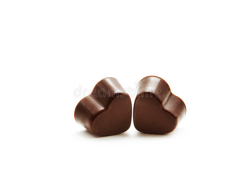 candies chocolate 免版税库存图片