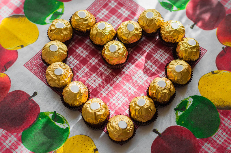 Candies. royalty free stock photography
