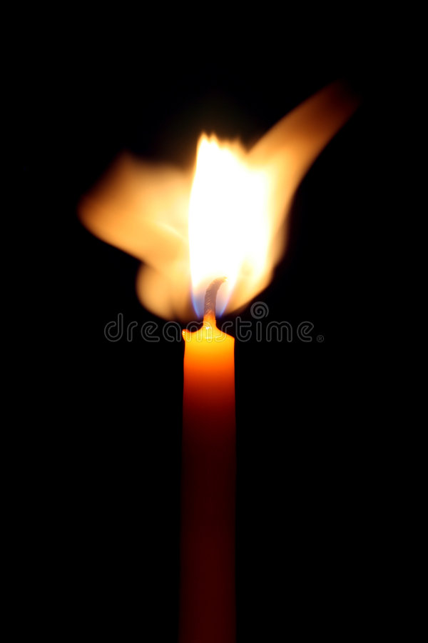 - candle obrazy stock