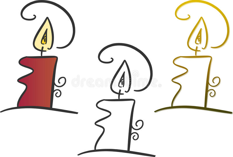 Download Candle Royalty Free Stock Photo - Image: 17296315