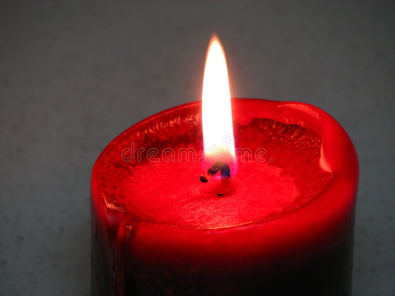 Download Candle stock image. Image of fragrant, glow, burning, fire - 1789085