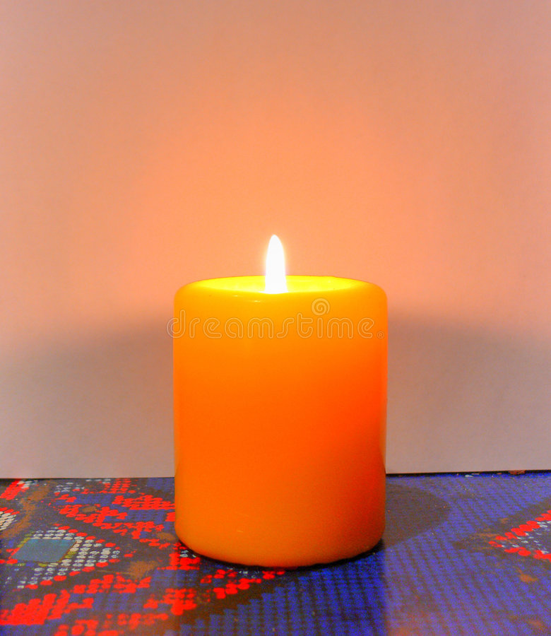 Free Candle Royalty Free Stock Image - 1839586