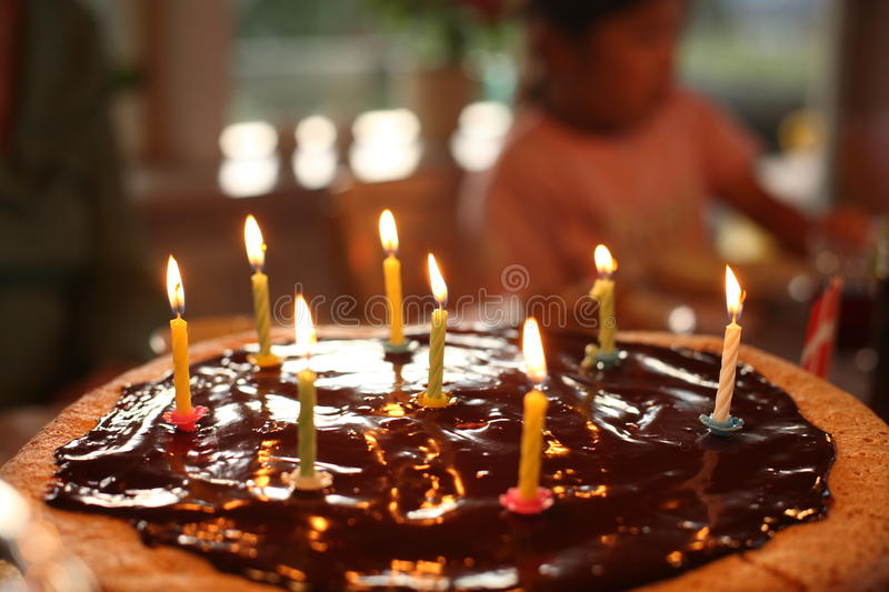 Download Candle stock image. Image of birthday, anniversaries - 19418265