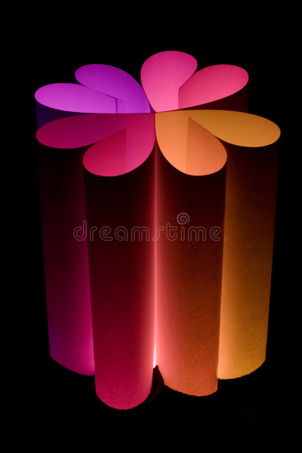 Candle 2 stock images