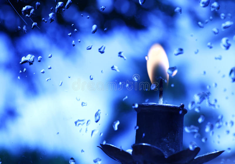 Download Candle stock image. Image of alight, ignite, luminous - 21532141