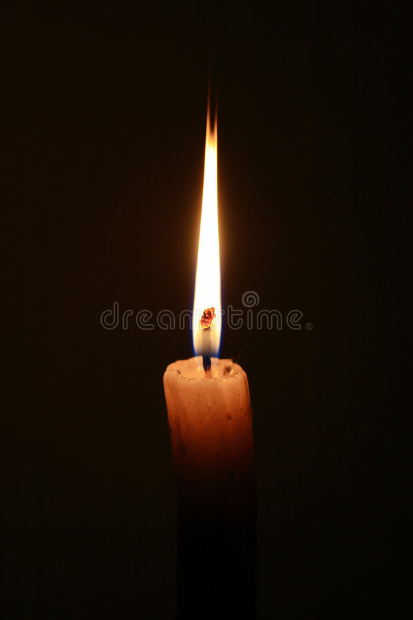 Download Candle stock photo. Image of love, fire, loss, focus, concentration - 4817496