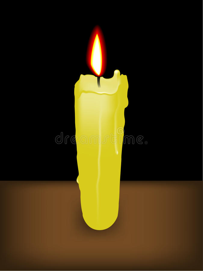 Free Candle Stock Image - 9891311