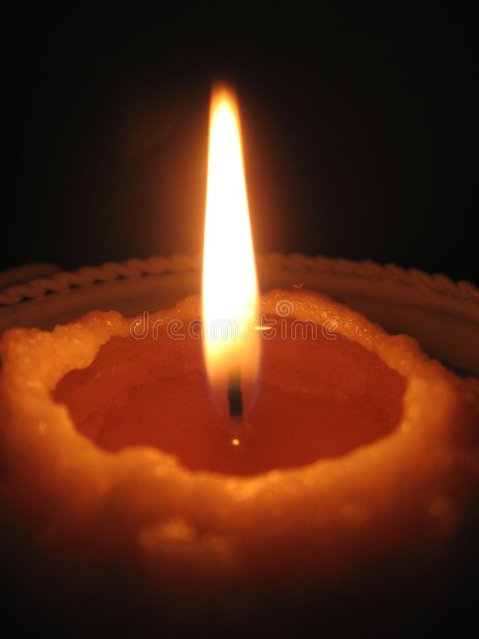 Free Candle Flame Royalty Free Stock Photos - 1115248