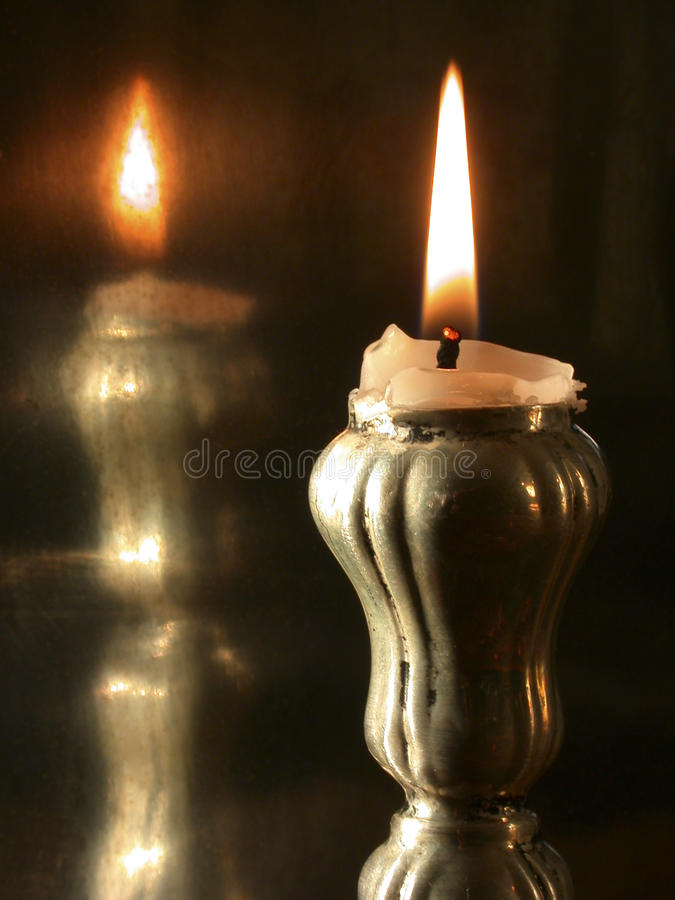 Free Candle Flame Royalty Free Stock Photography - 12637737