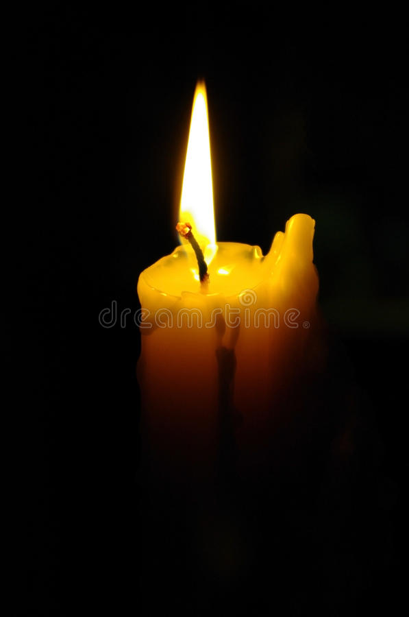 Free Candle Flame Stock Images - 12917384