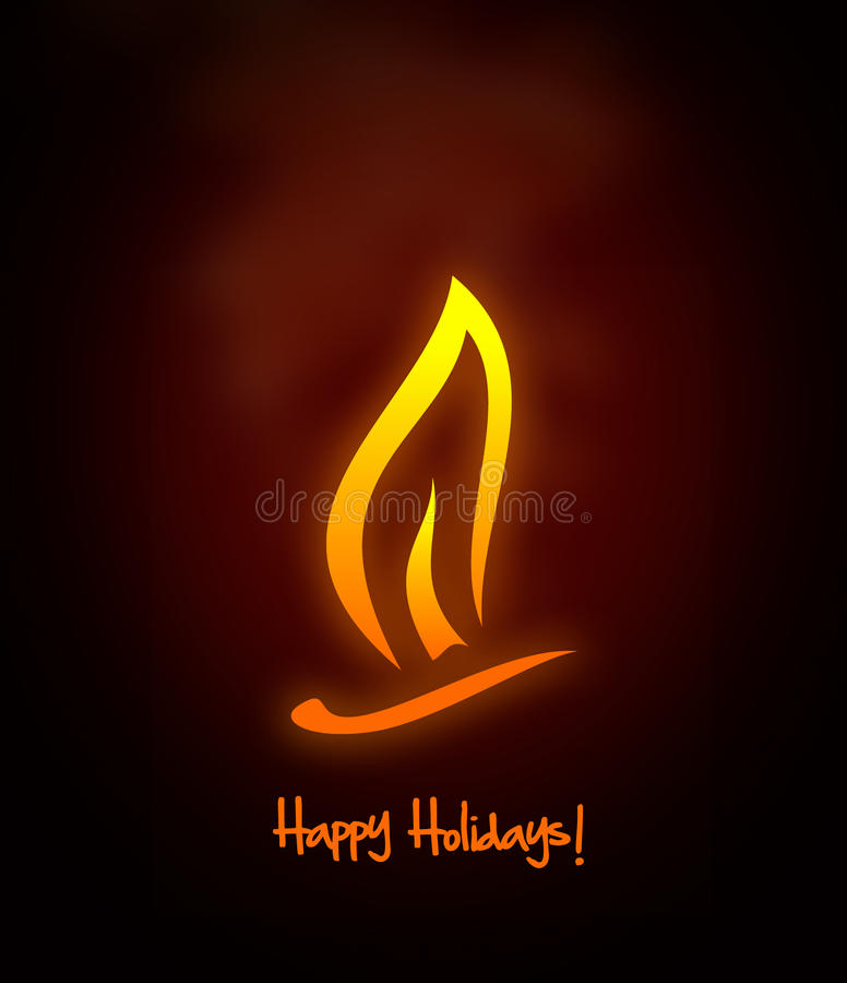 Free Candle Flame Royalty Free Stock Photography - 16793587