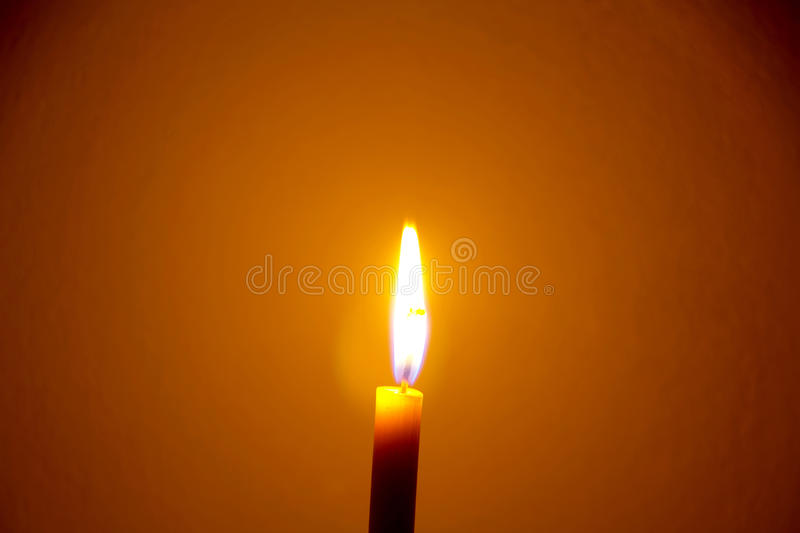 Candle flame stock photos