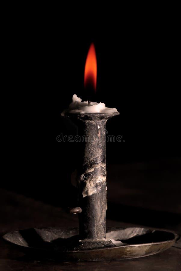 Download Candle holder stock image. Image of antique, holder, candle - 3869813