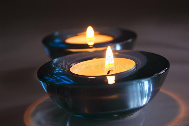 candle holders στοκ φωτογραφία με δικαίωμα ελεύθερης χρήσης