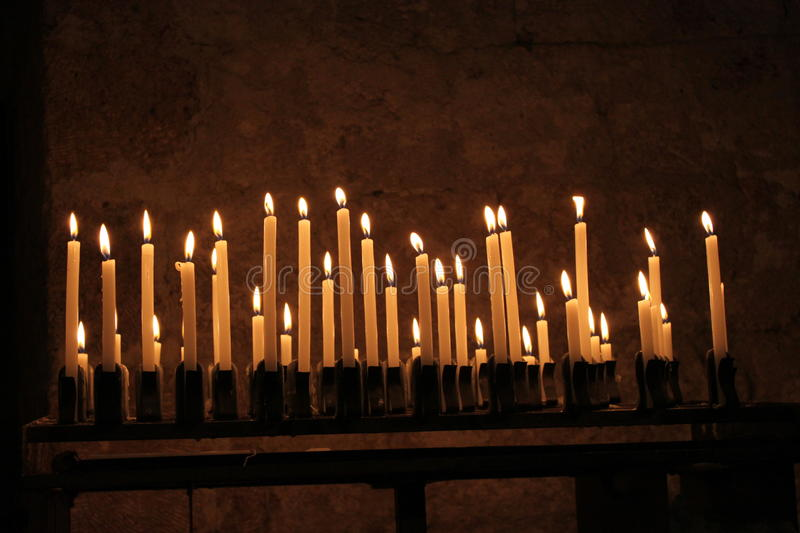 Download Candle of hope stock image. Image of candele, history - 26547777