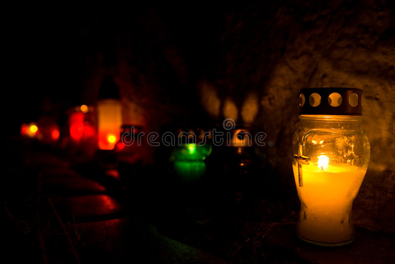 Candle II royalty free stock photos