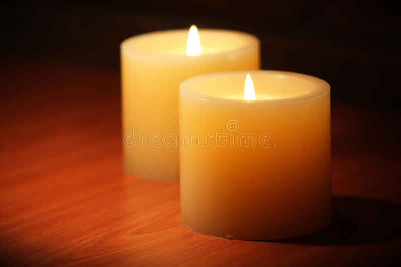 Download Candle Light stock photo. Image of relax, shadow, flame - 12331694