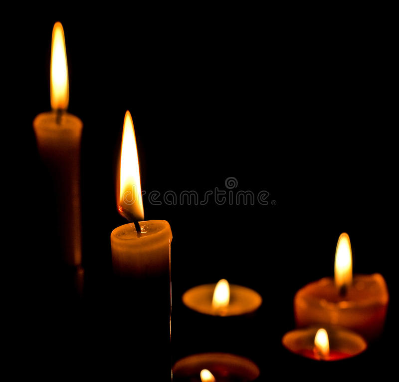Download Candle light stock photo. Image of flame, elegance, gold - 15500438