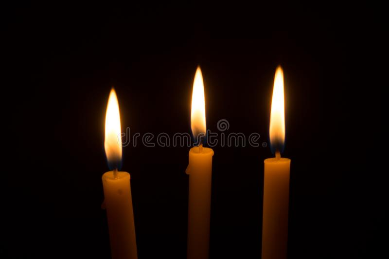 Download Candle light stock image. Image of flame, heat, melting - 103009417