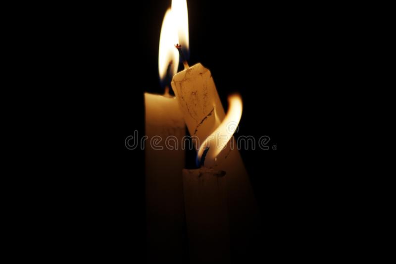 Candle, Lighting, Flame, Darkness royalty free stock photo