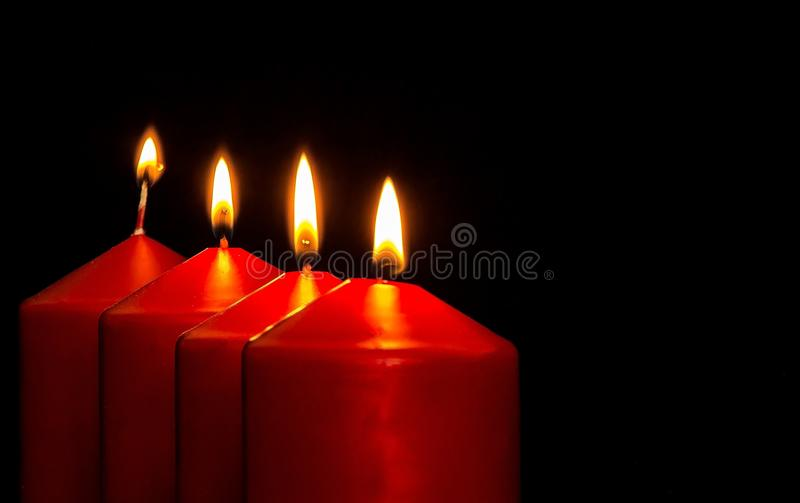 Candle, Lighting, Wax, Flame royalty free stock photo