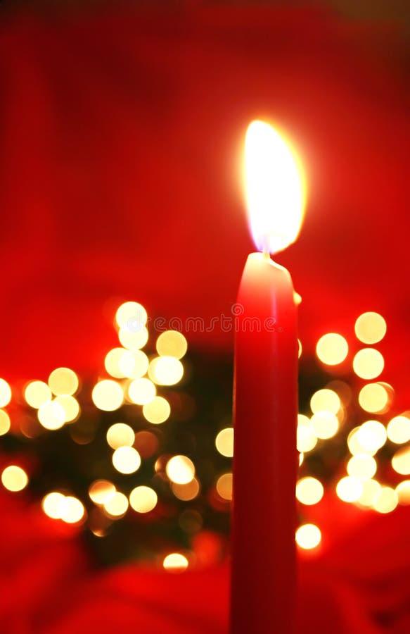 candle red στοκ εικόνα