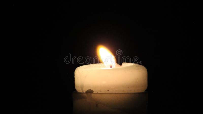 Candle, Wax, Lighting, Flame royalty free stock images