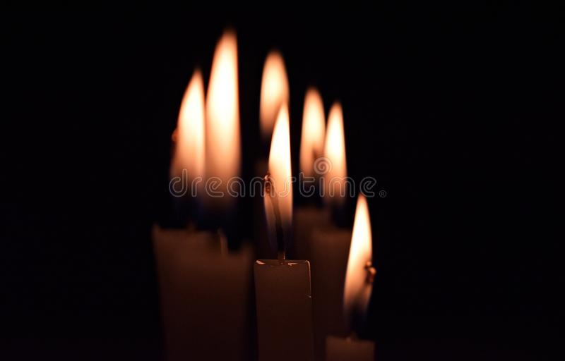 Candle, Wax, Lighting, Flame royalty free stock photography