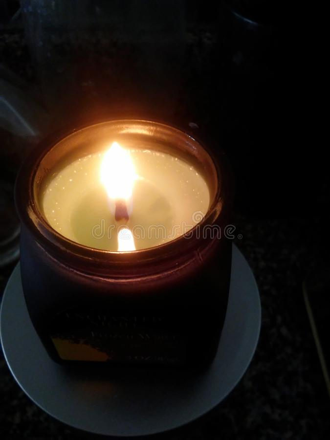candlelight photo libre de droits