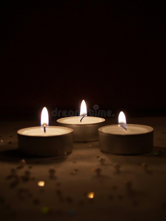 candlelight fotografering för bildbyråer