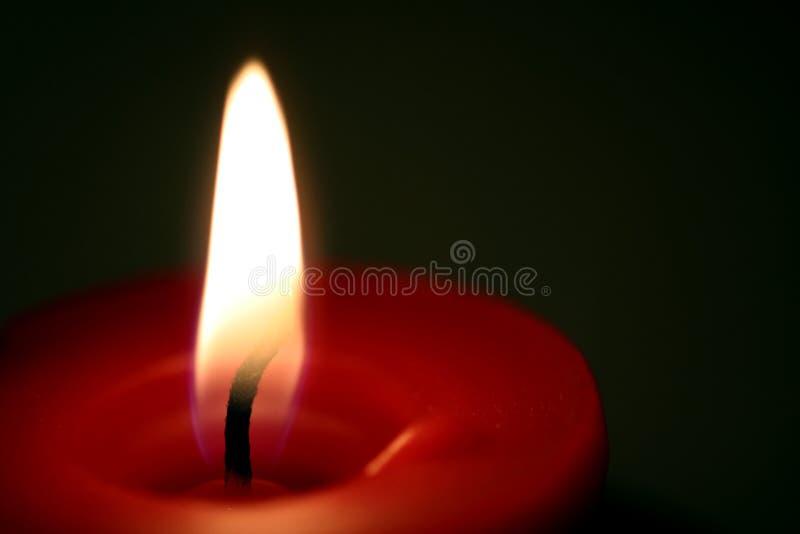 Download Candlelight stock image. Image of cylinder, burning, black - 350669