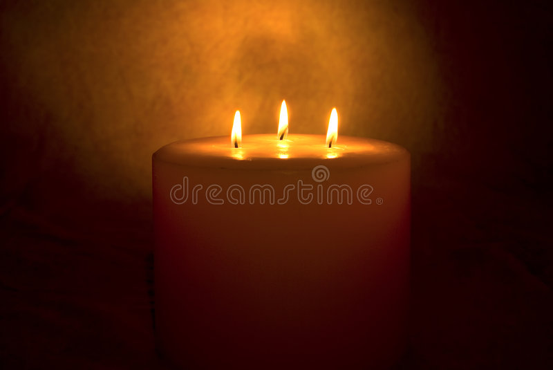 Download Candlelight stock image. Image of glow, aroma, moody, peace - 4135031