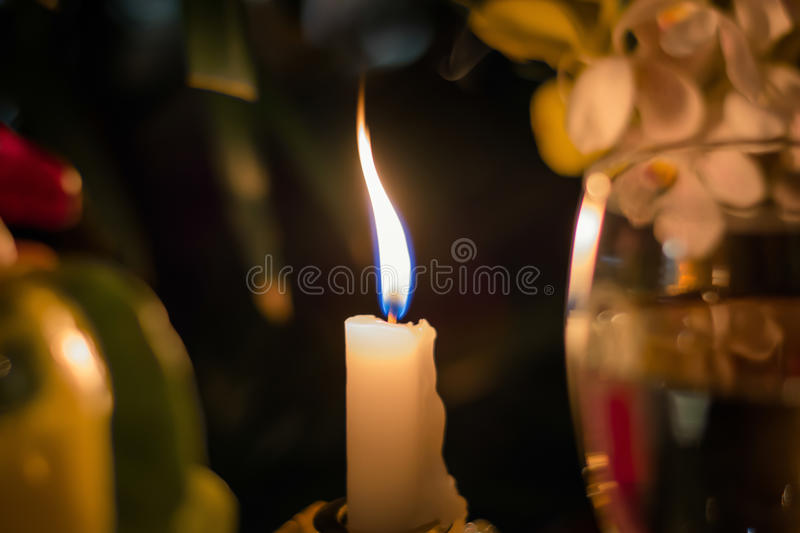 candlelight images libres de droits