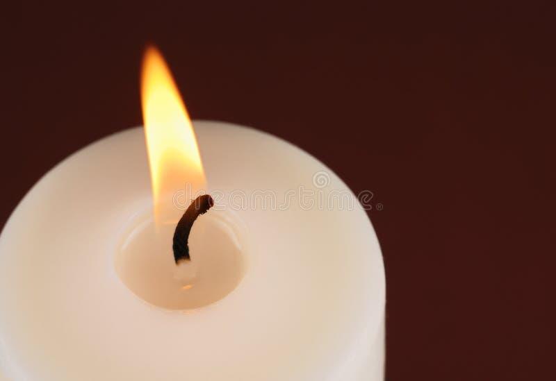 candlelight arkivfoto