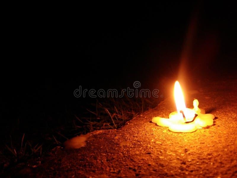 candlelight fotografia de stock royalty free