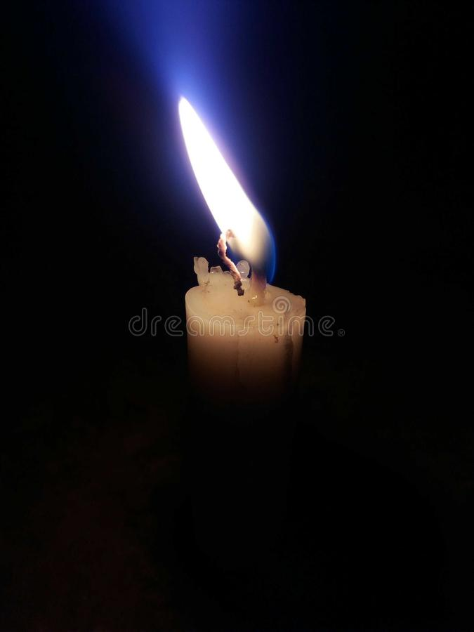 candlelight imagens de stock royalty free