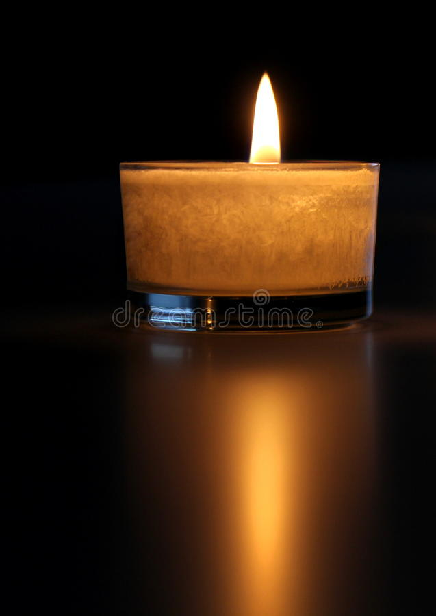 Download Candlelight and reflexion stock photo. Image of praying - 23827580