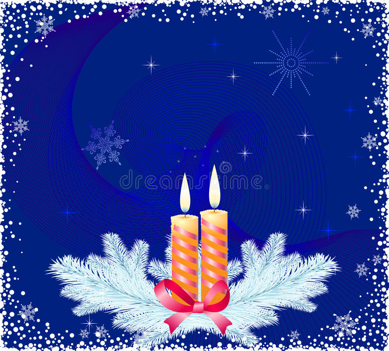 Free Candles Royalty Free Stock Photography - 12147927