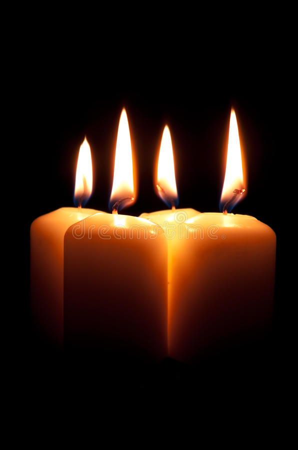 Free Candles Royalty Free Stock Photos - 13804148